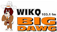 103.1 fm - The Big Dawg - WIKQ