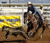 Southern Rough Stock Association Rodeo